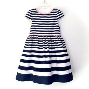 4-5Y Young Dimension Sailor Dress